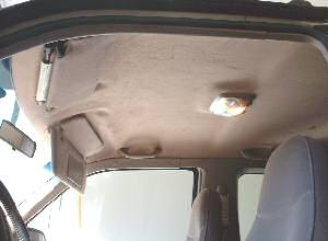 Step By Step Instructions On How To Replace The Headliner In A 95 Ford Explorer