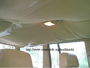 Jeep Cherokee Headliner Replacement Step By Step Instructions
